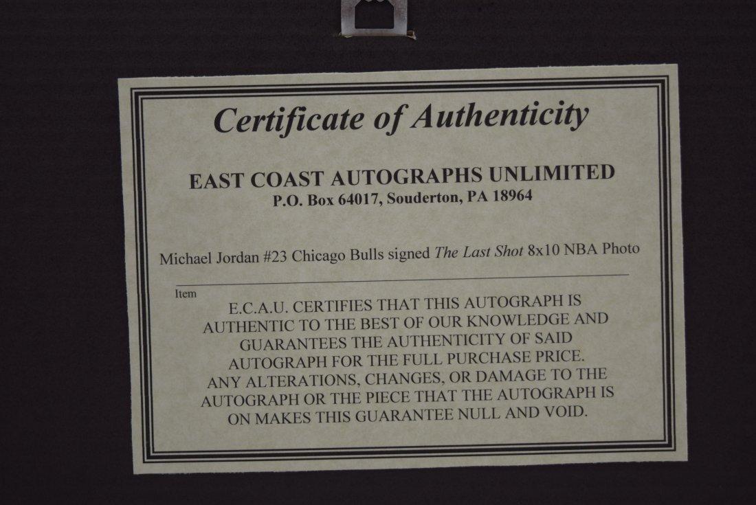 Michael Jordan Autograph - 3