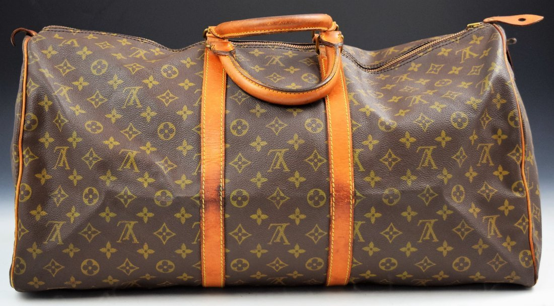 Louis Vuitton Keepall 55 Travel Bag - 2