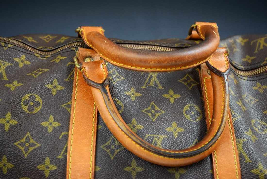 Louis Vuitton Keepall 55 Travel Bag - 3