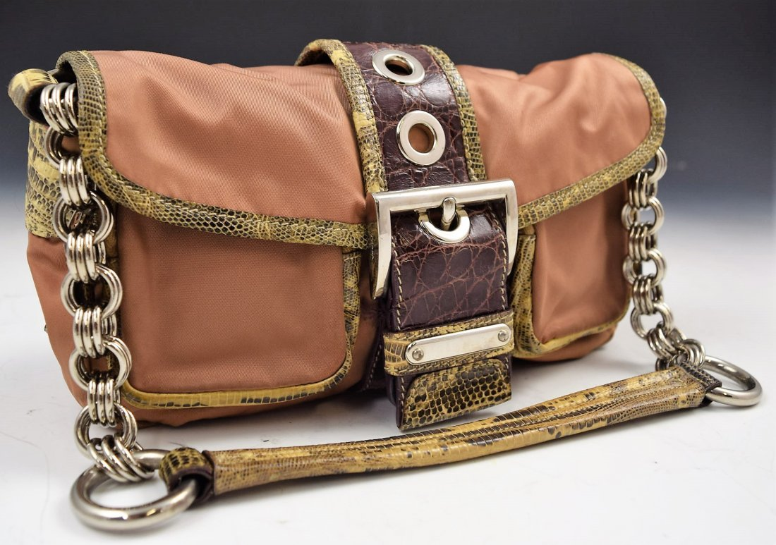 Prada Leather Handbag - 2