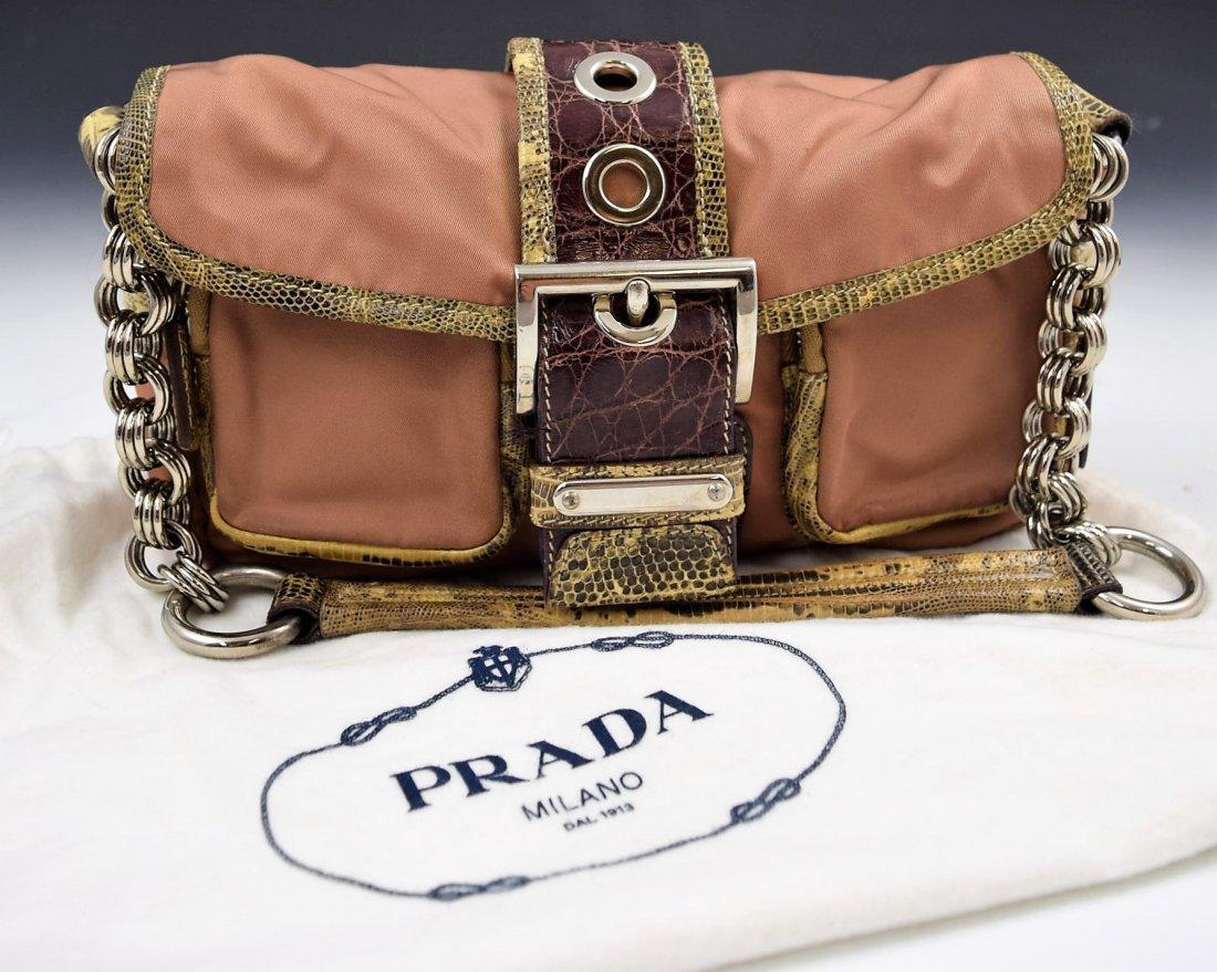 Prada Leather Handbag - 3