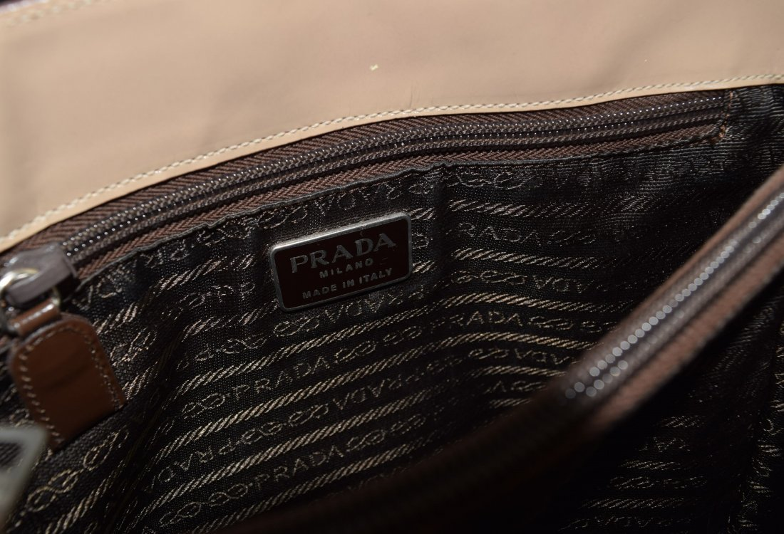 Prada Leather Handbag - 4