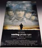 Saving Private Ryan Cast Signed Movie Poster