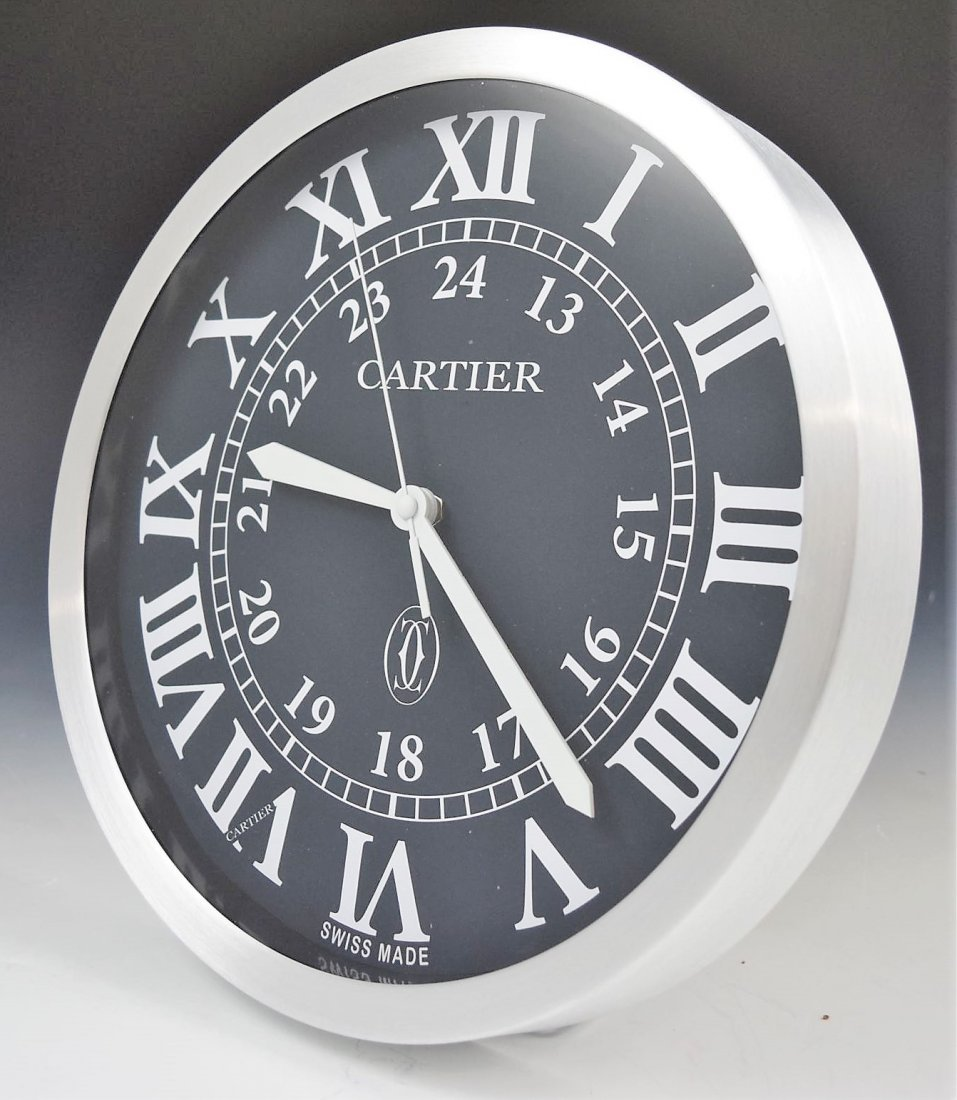Showroom dealer clock cartier showroom dealer clock amipublicfo Images