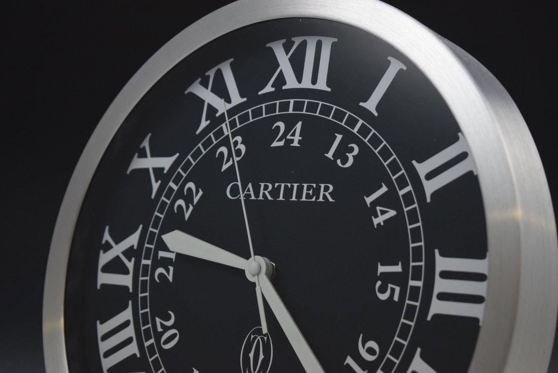 Cartier Showroom Dealer Clock - 2