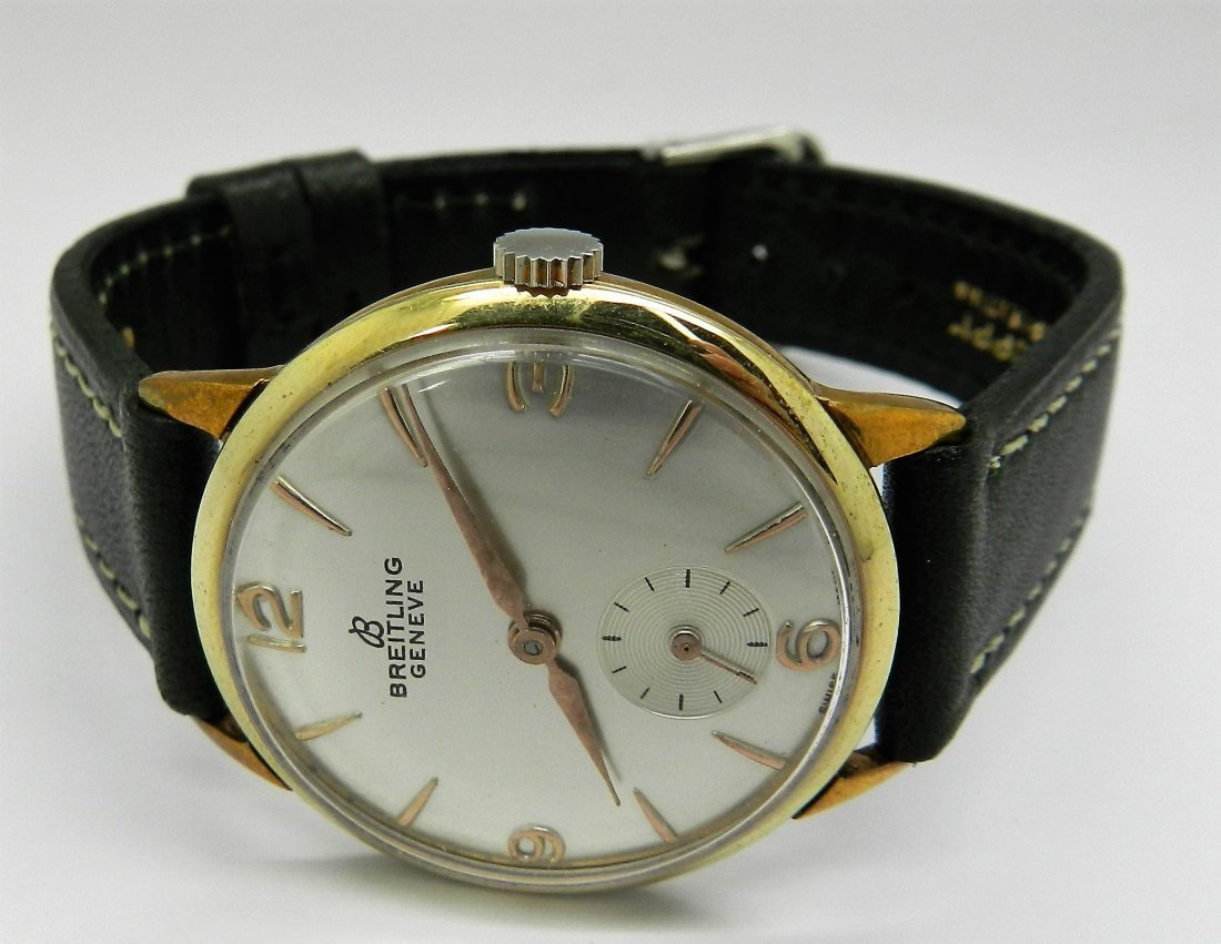Vintage Breitling Watch