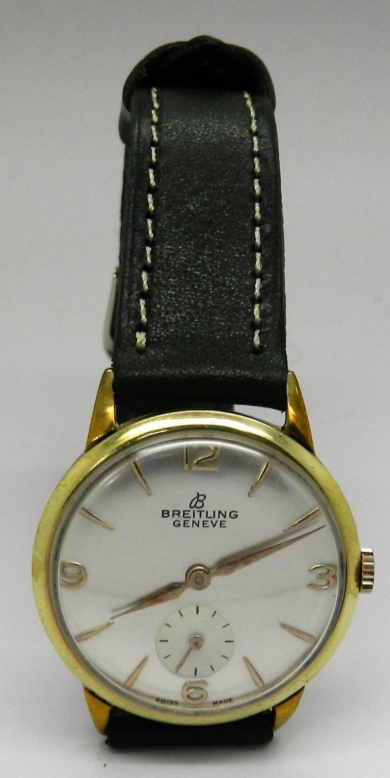 Vintage Breitling Watch - 2