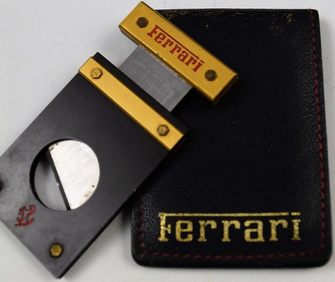 Ferrari Cigar Cutter