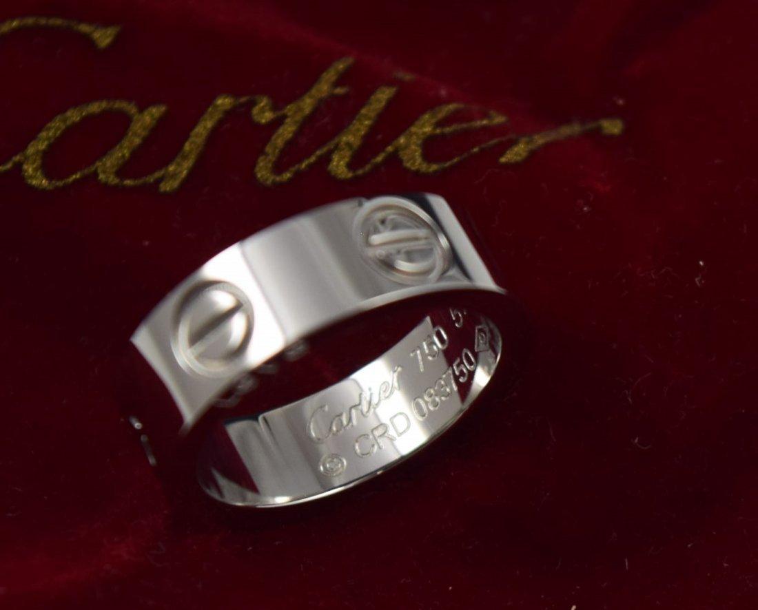 Cartier Love Ring - 2