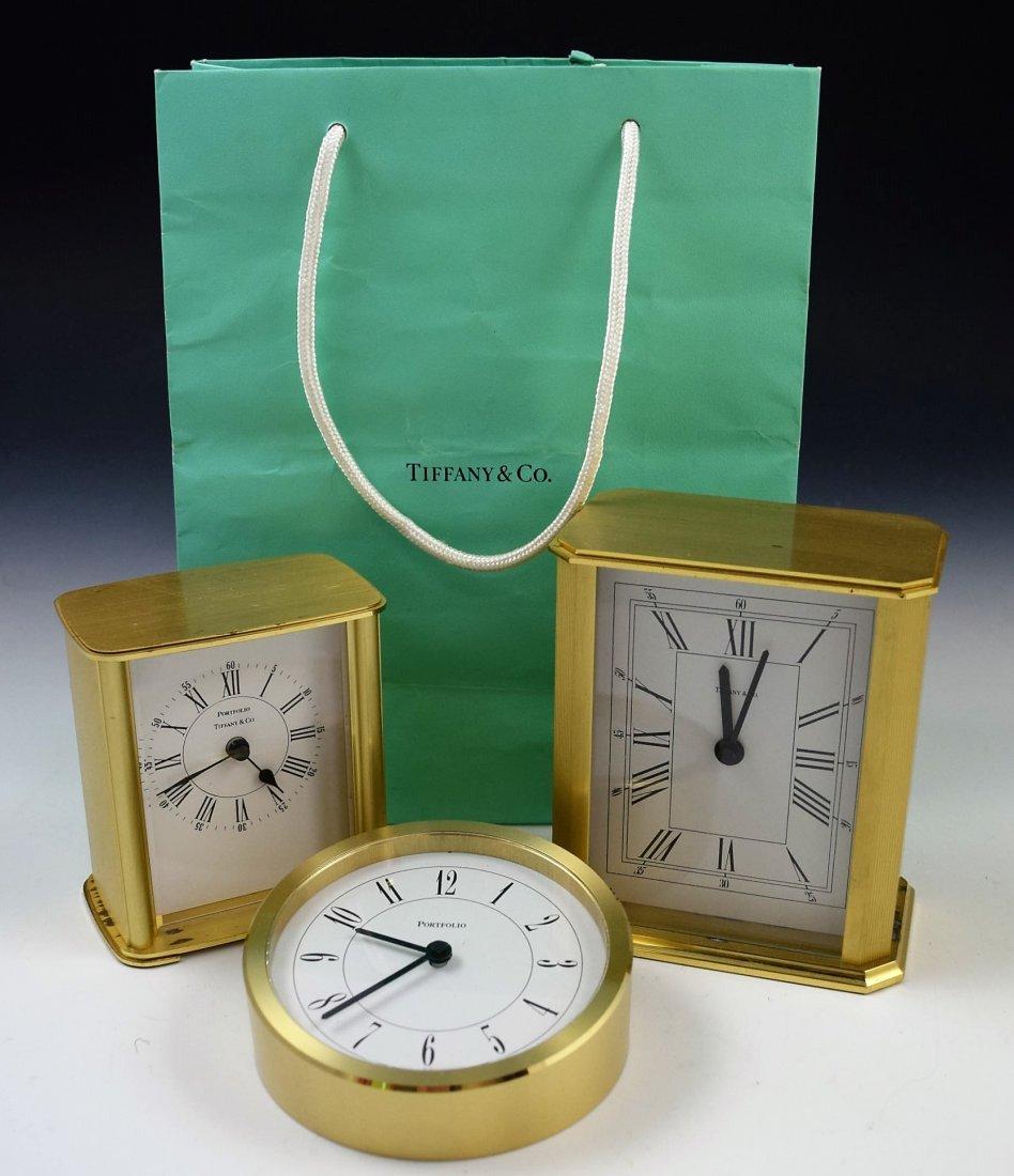 Tiffany & Company Clocks