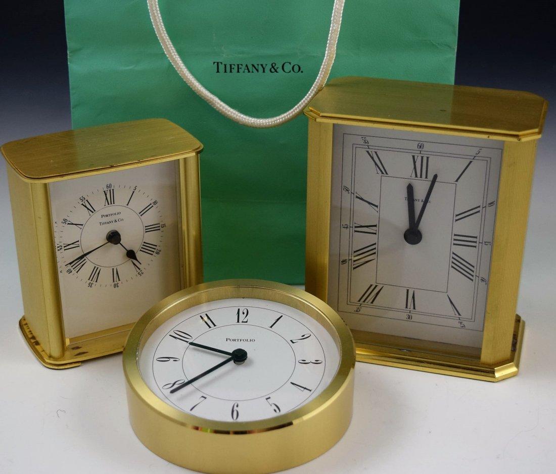 Tiffany & Company Clocks - 2
