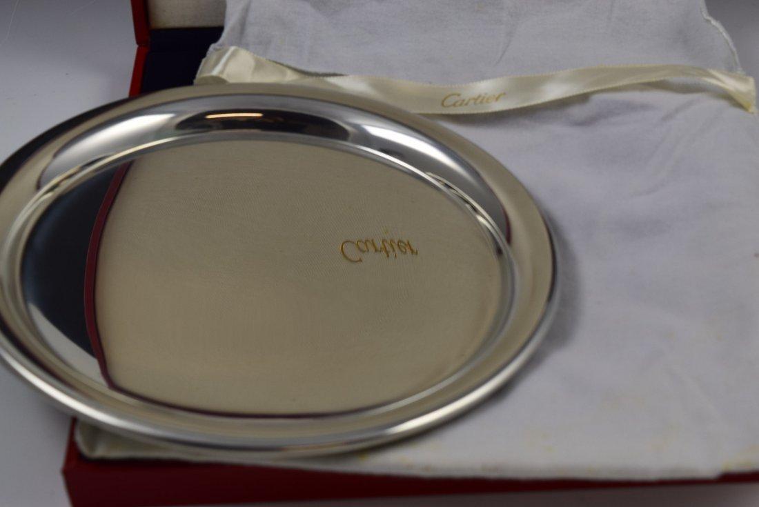 Cartier Plate - 2