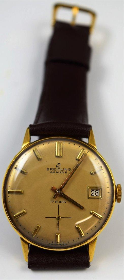 Vintage Breitling Watch - 4