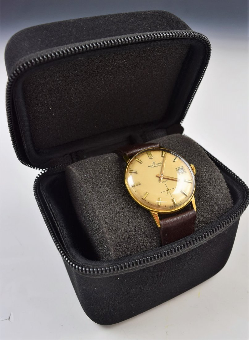 Vintage Breitling Watch - 5