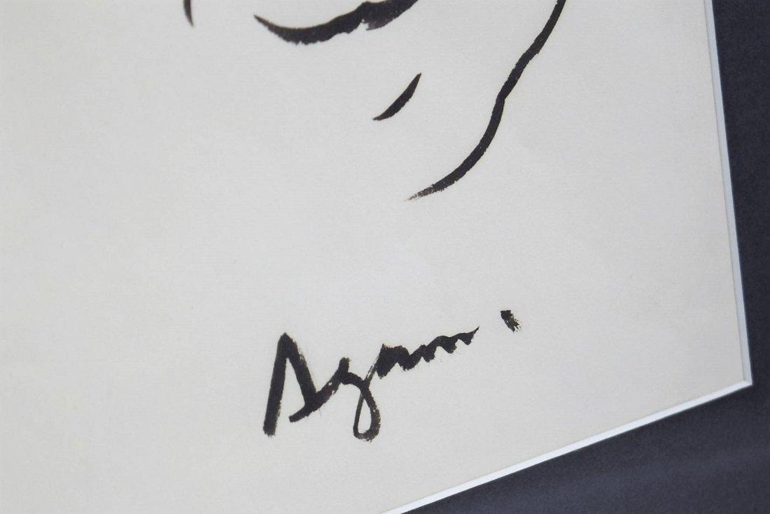 Yaacov Agam Drawing - 3