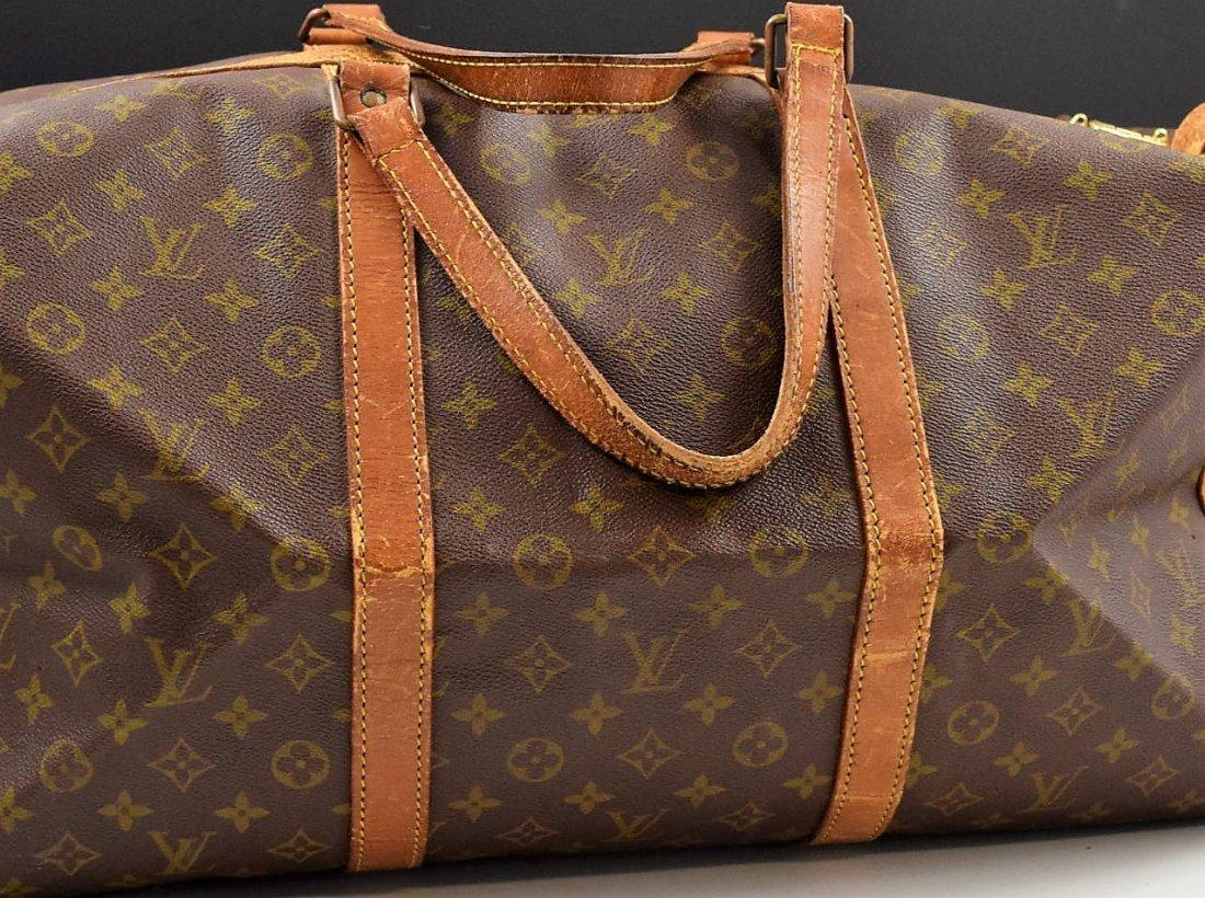 Louis Vuitton Keepall 55 Travel Bag - 2