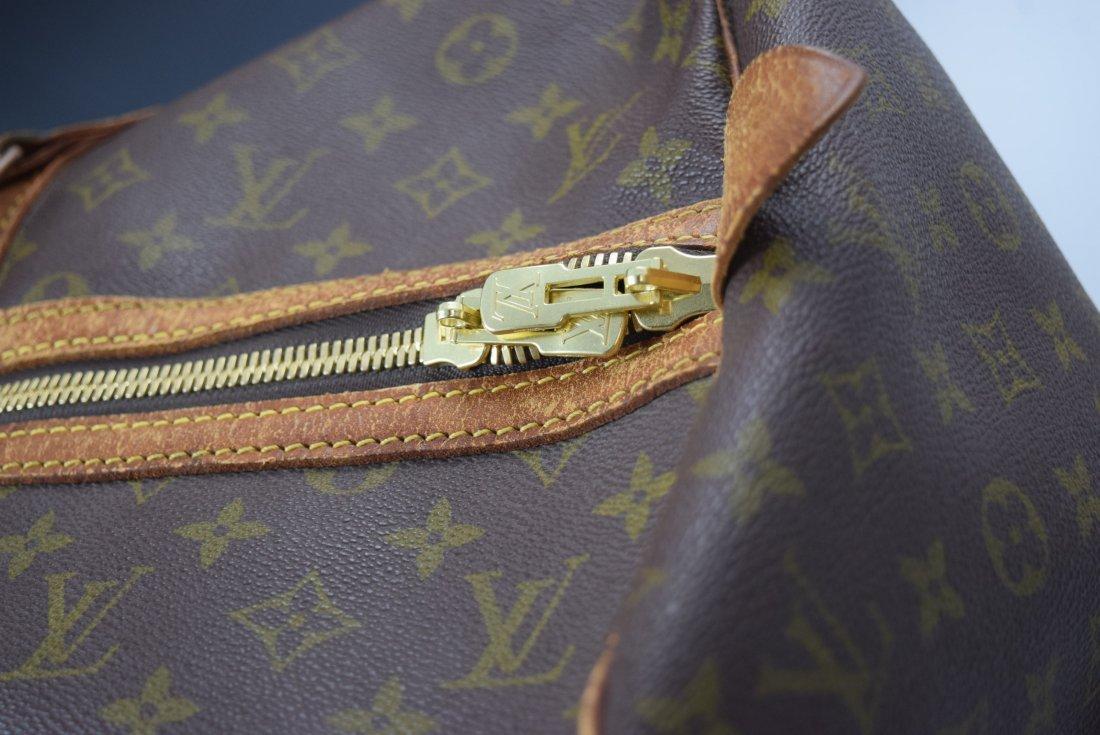 Louis Vuitton Keepall 55 Travel Bag - 3