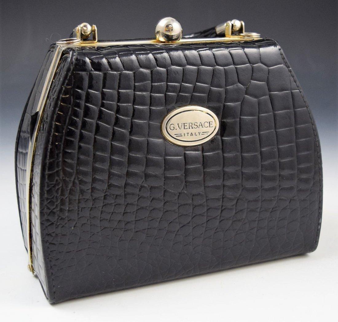 Vintage Gianni Versace Handbag