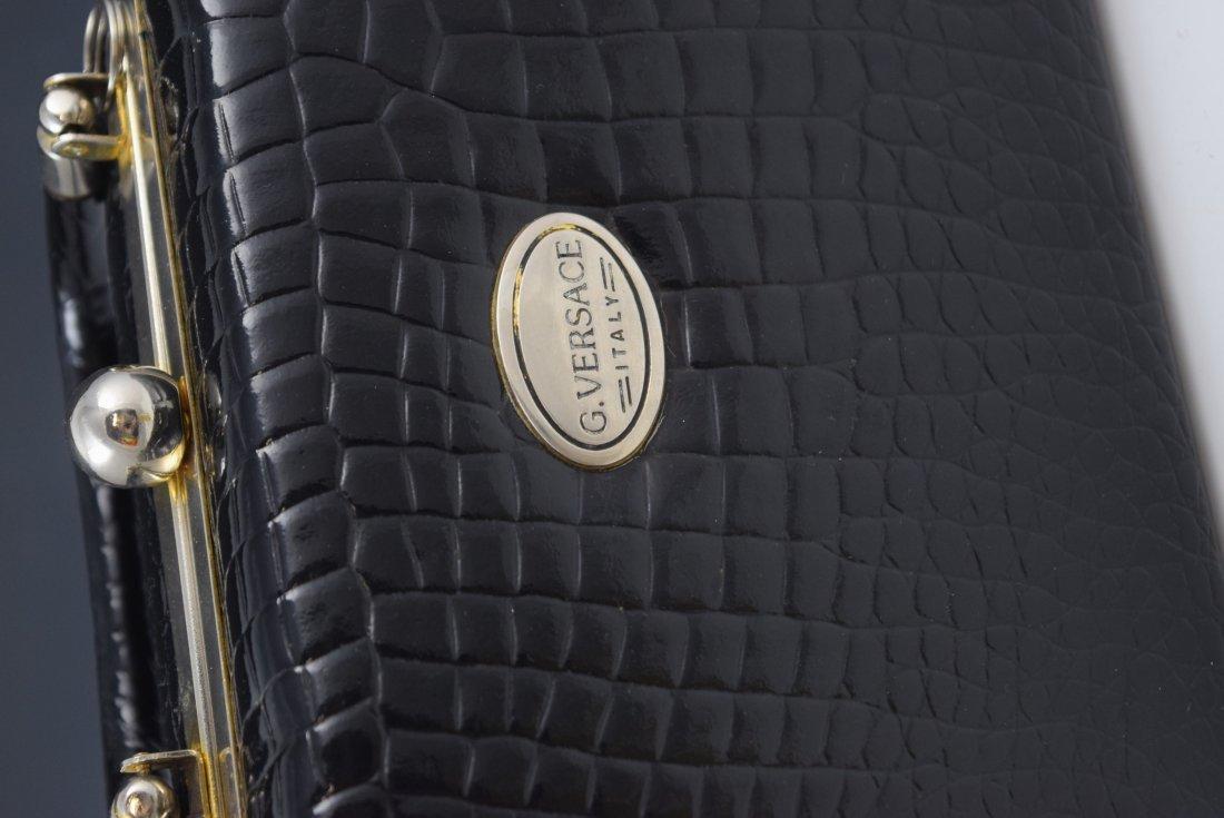 Vintage Gianni Versace Handbag - 2