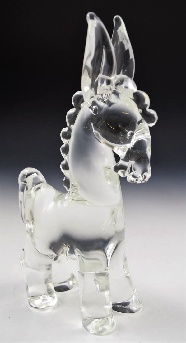 Cartier Crystal Pony