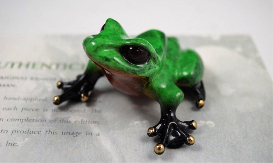 Tim Cotterill Frogman Bronze - 3