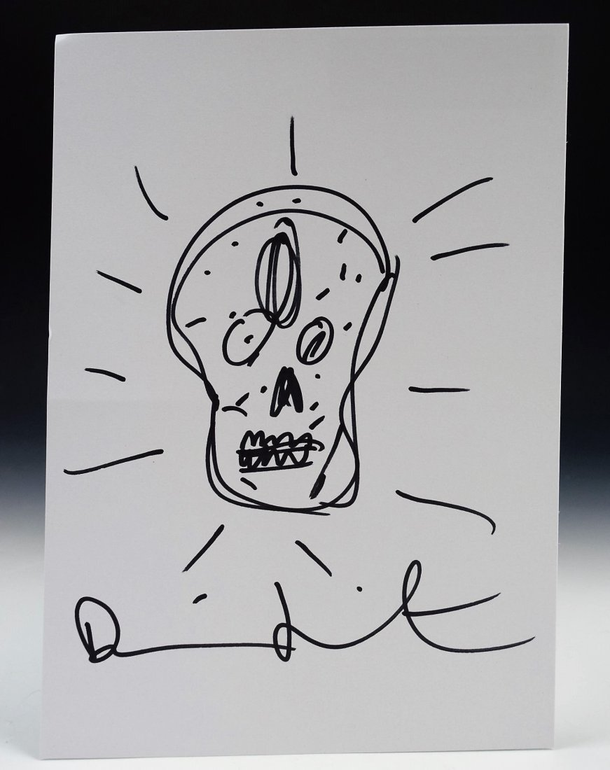 Damien Hirst Drawing