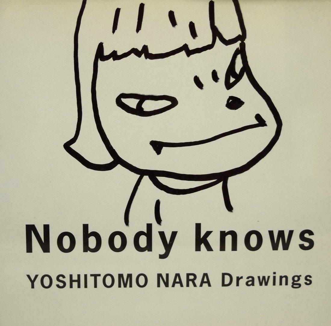 Yoshitomo Nara Drawing - 3