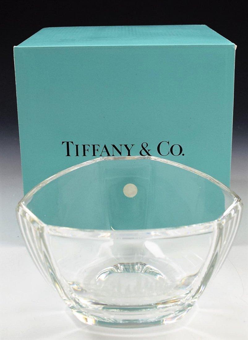 Tiffany & Co Crystal Bowl