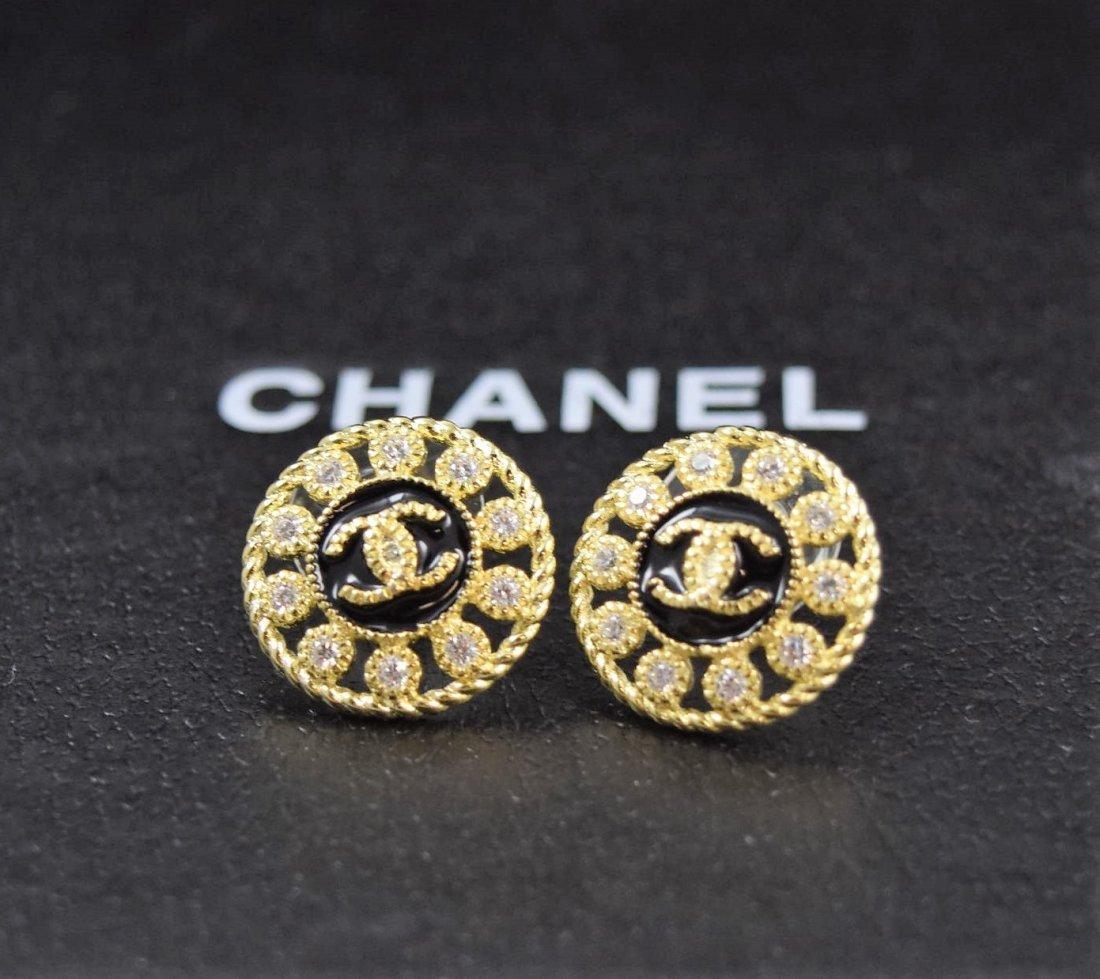 Chanel Earrings - 2