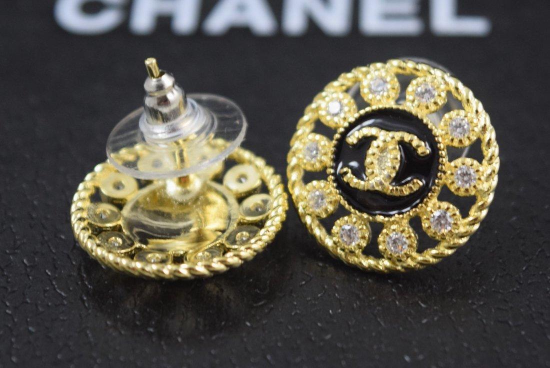 Chanel Earrings - 3