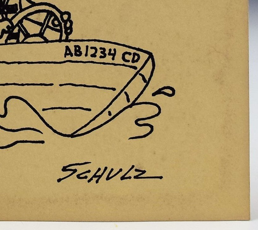 Charles Schulz Drawing - 2