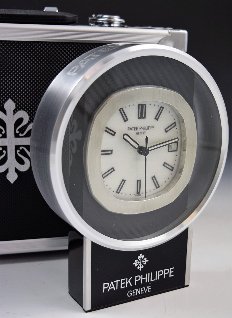 Patek Philippe Desk Clock - 2