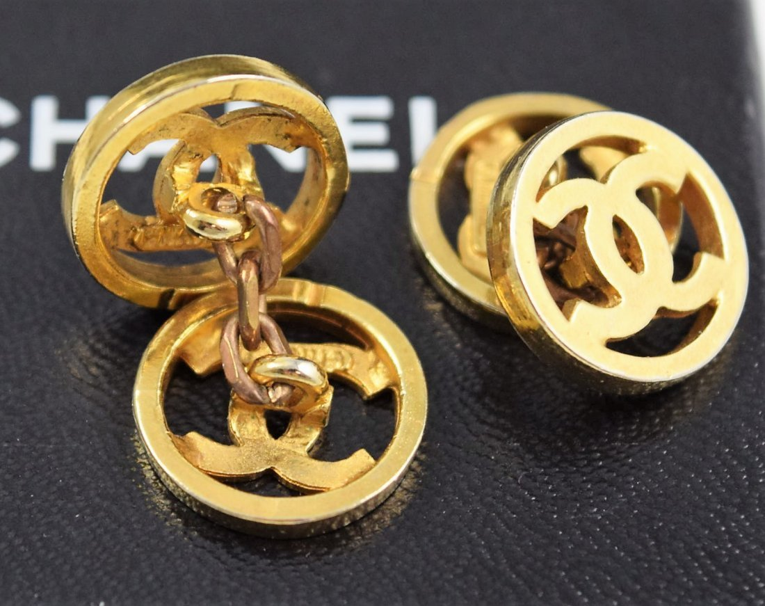 Chanel Cufflinks - 2
