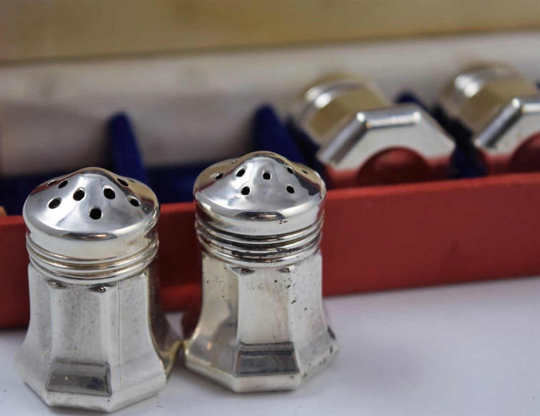 Cartier Salt and Pepper Set - 2