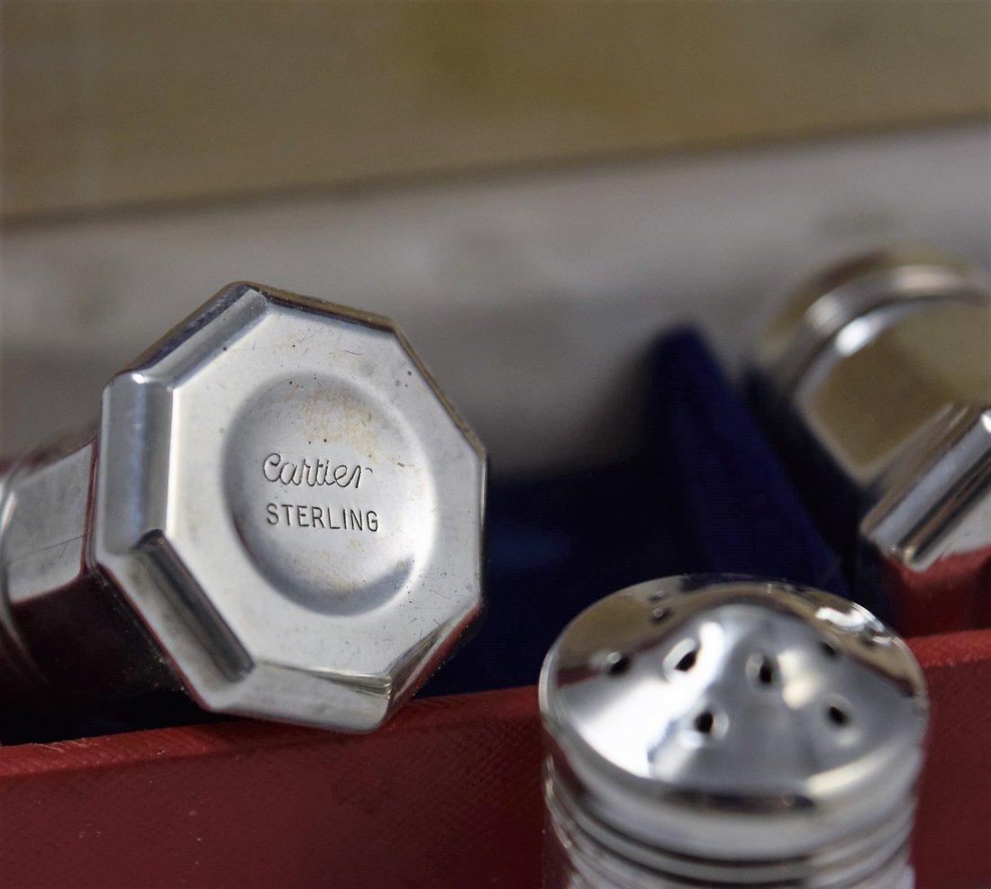 Cartier Salt and Pepper Set - 3
