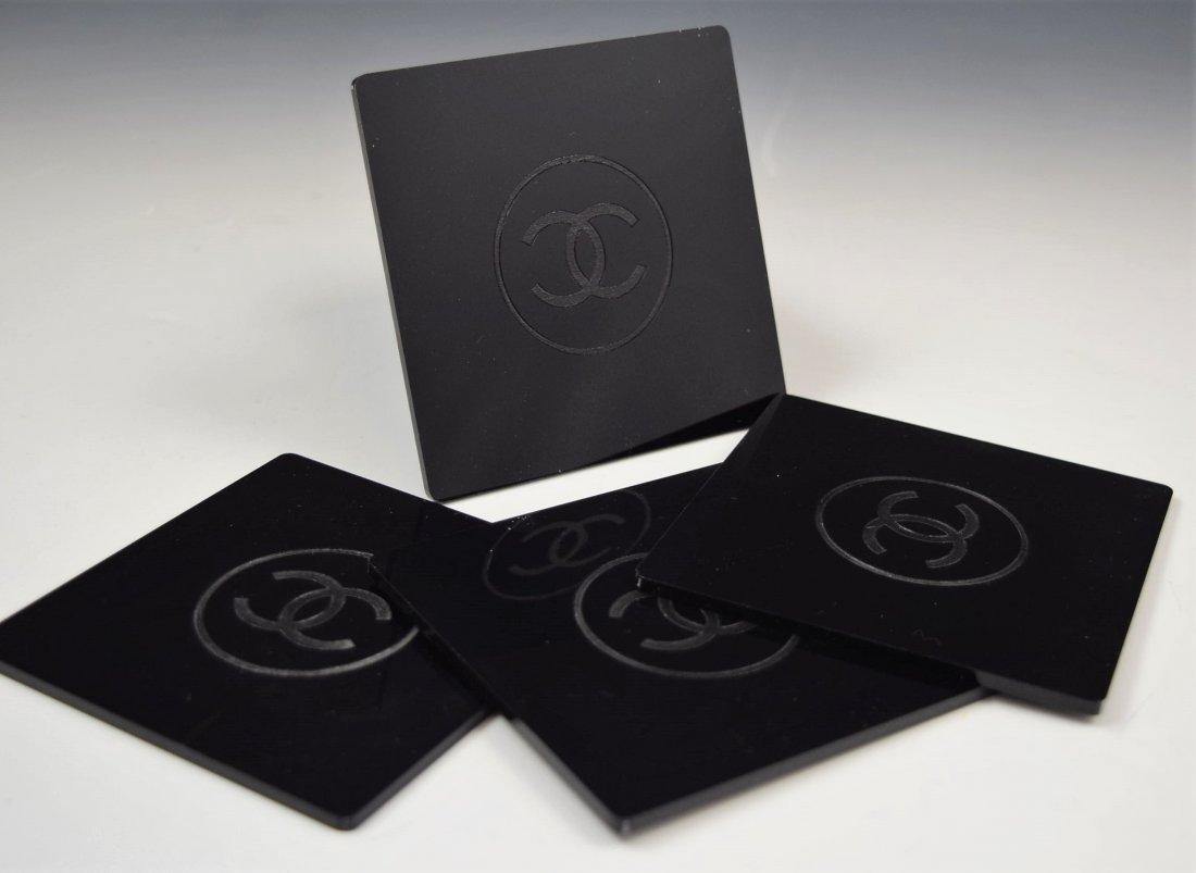 Chanel Coasters