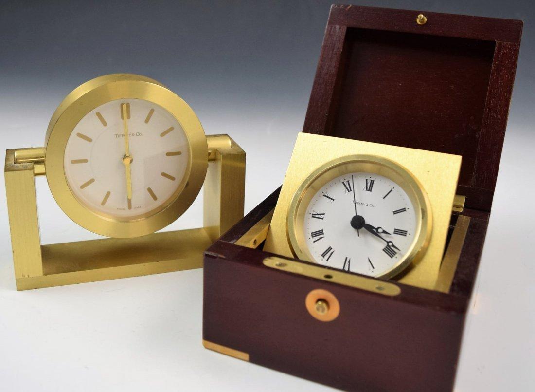 Tiffany & Co Clocks
