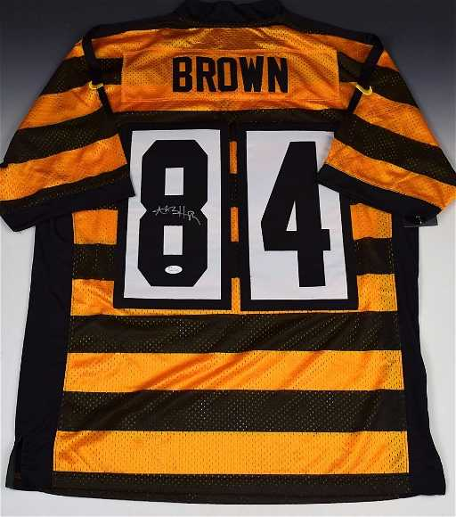 Antonio Brown Signed Jersey 74c7a394a