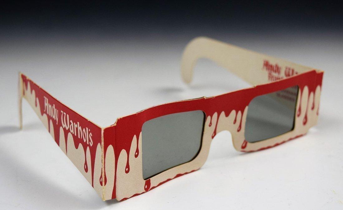 Andy Warhol Film Glasses