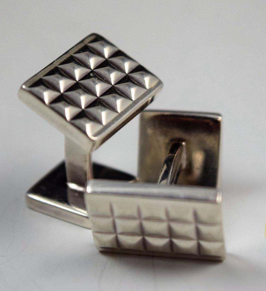 Tiffany & Co Sterling Silver Cufflinks