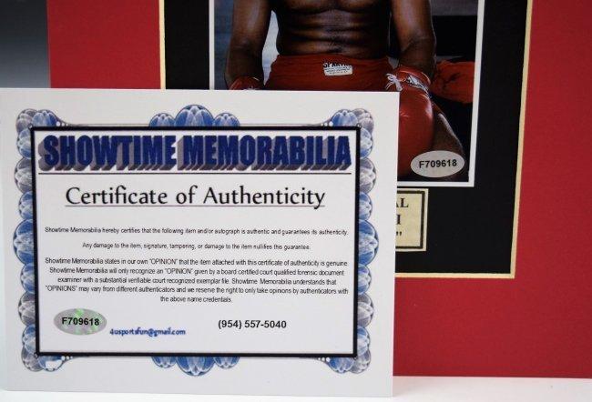 Muhammad Ali Signed Photo - 3