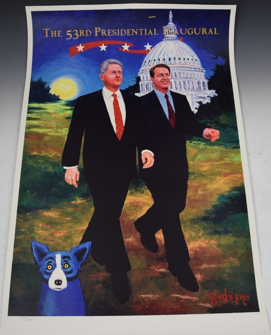 George Rodrigue Limited Edition Print