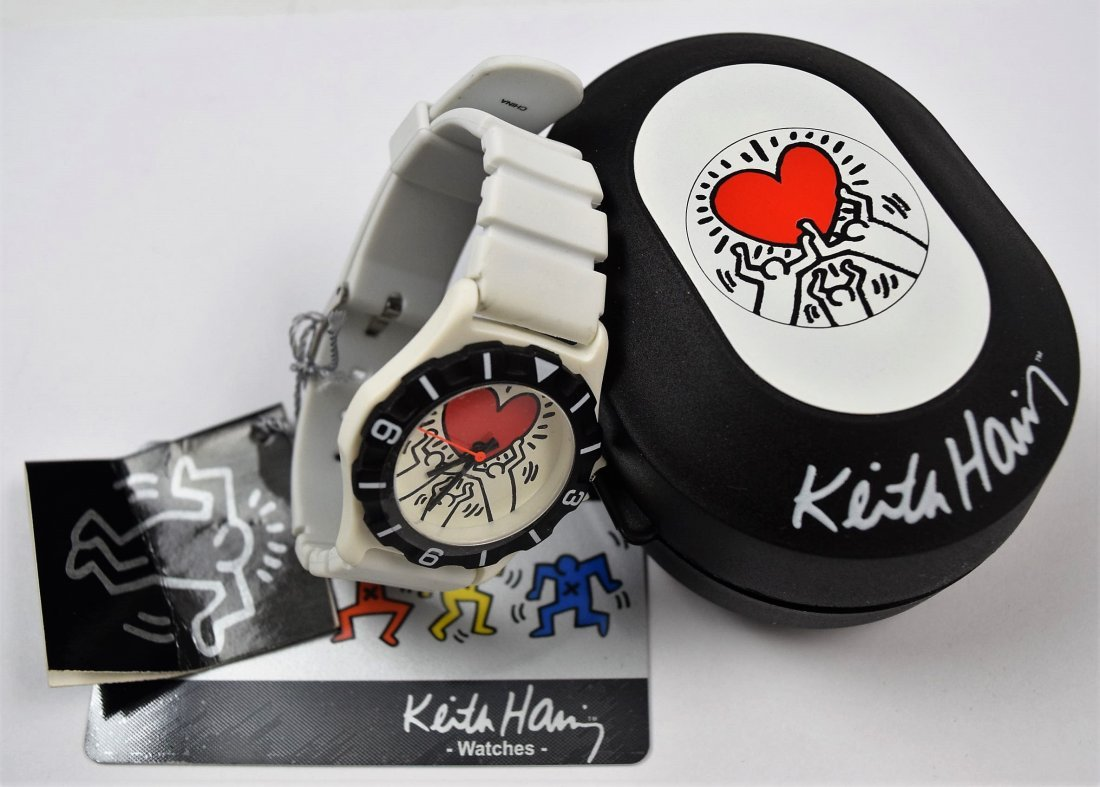 Keith Haring Watch