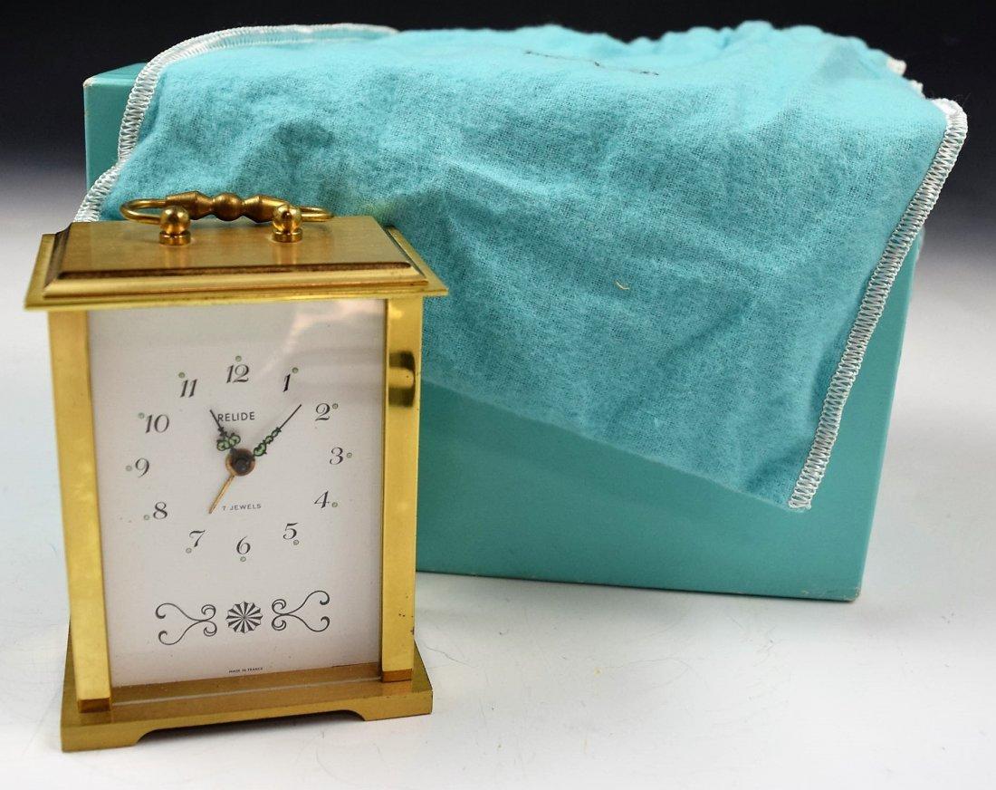 Tiffany & Co Clock