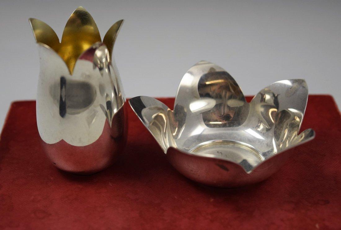 Cartier Sterling Silver Set - 3