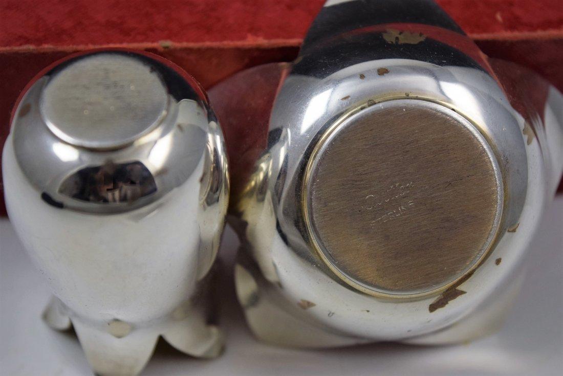 Cartier Sterling Silver Set - 4