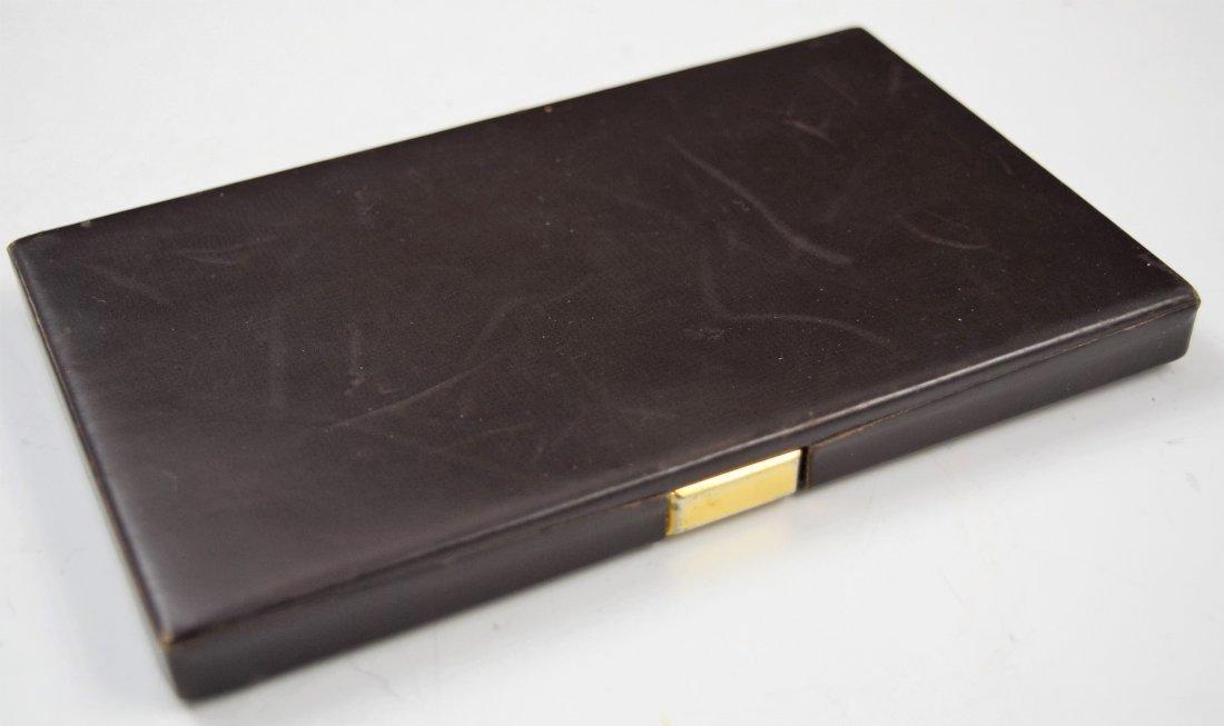 Vintage Alfred Dunhill Cigarette Leather Case