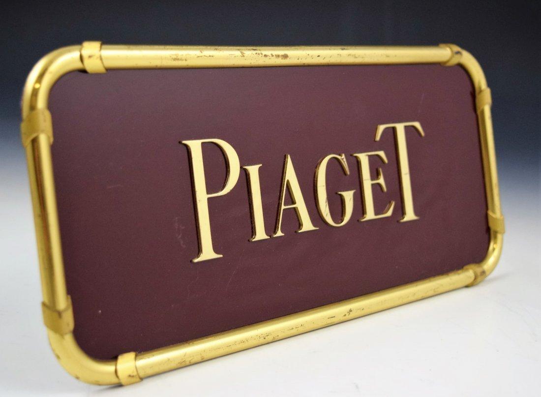Piaget Sign