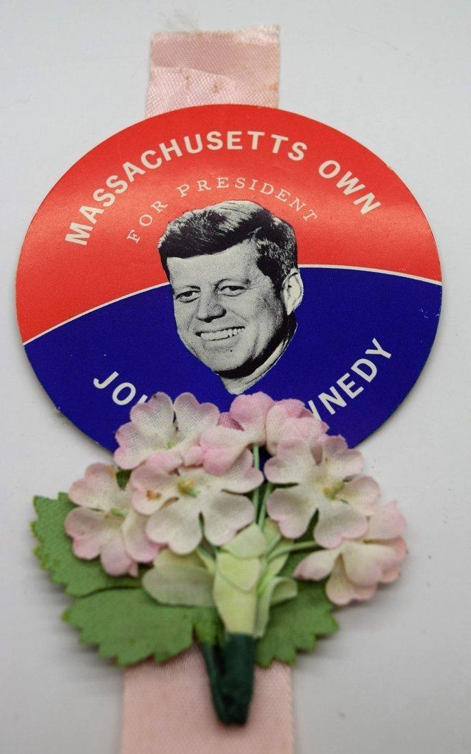 JFK Massachusetts Campaign Ribbon