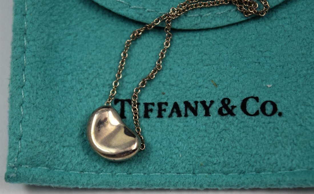 Tiffany & Co Sterling Silver Necklace - 2